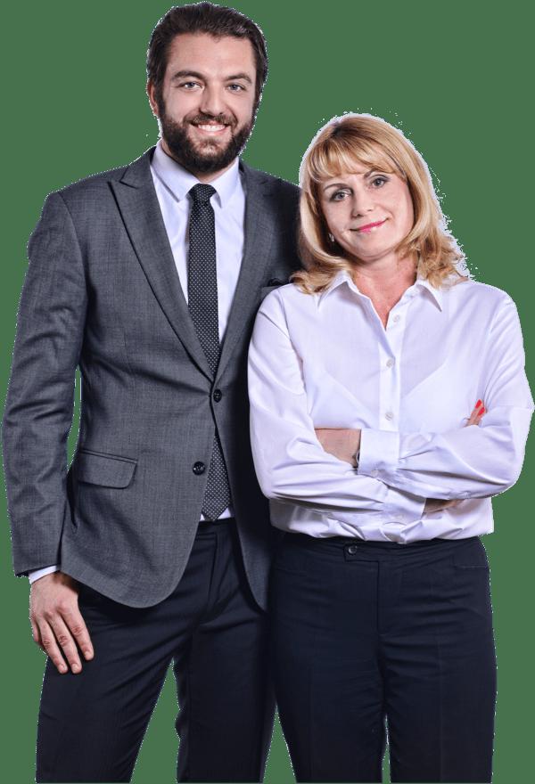 Iva & Petr Thiel